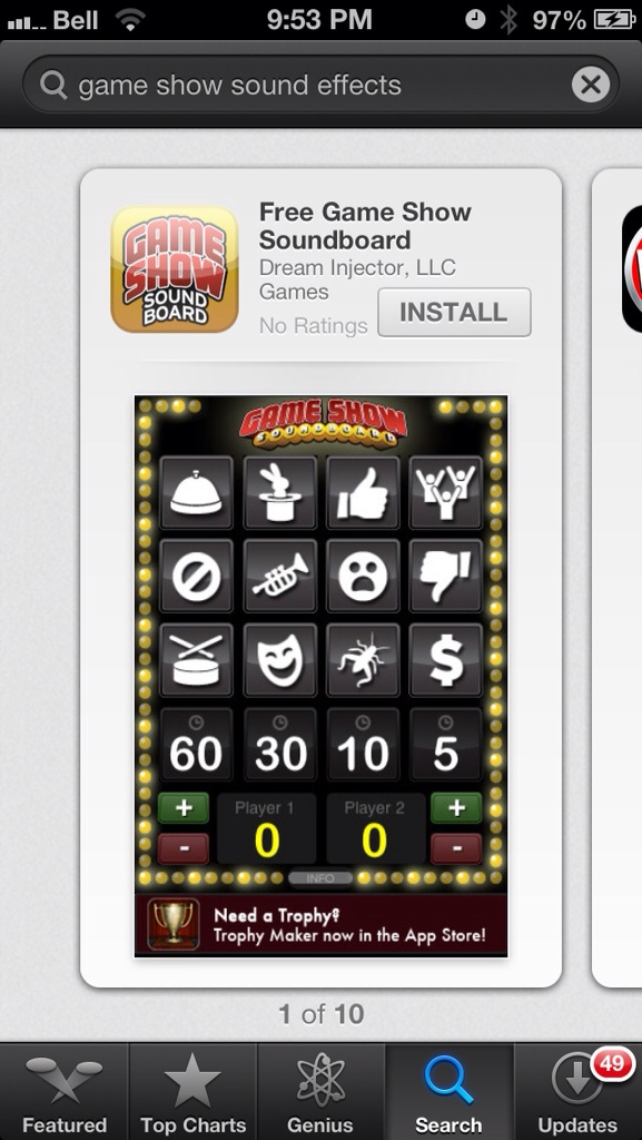 App #25: Game Show Soundboard -Free! [REVIEW] – teachingwithipad org