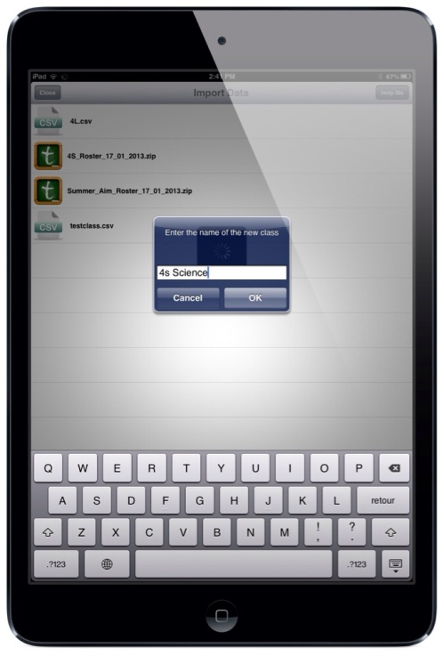 App #22: UPDATED! TeacherKit for iPad, iPhone and iPod touch [REVIEW]
