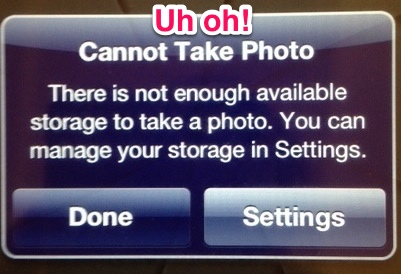 How To Manage Storage On Your iPad (1/2)