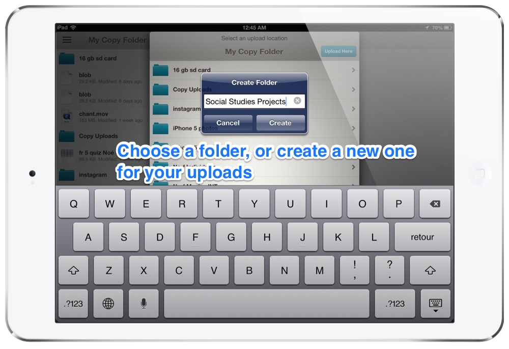Your Perfect Solution For Sharing Student iPad Projects (3/6)