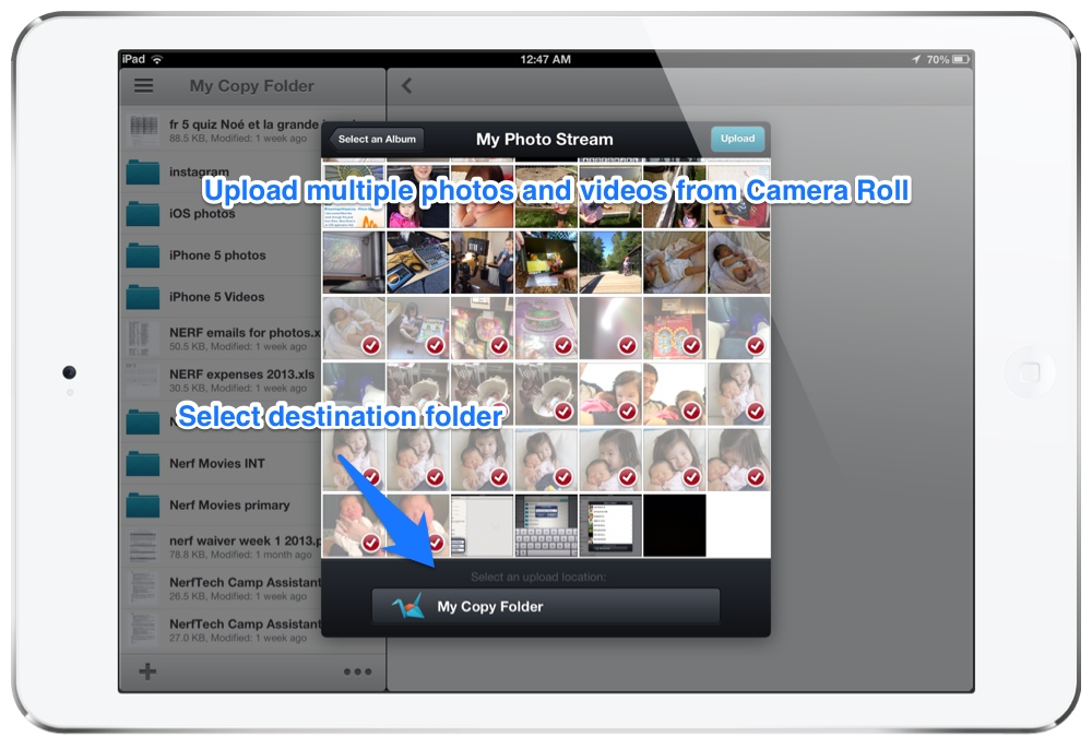Your Perfect Solution For Sharing Student iPad Projects (5/6)