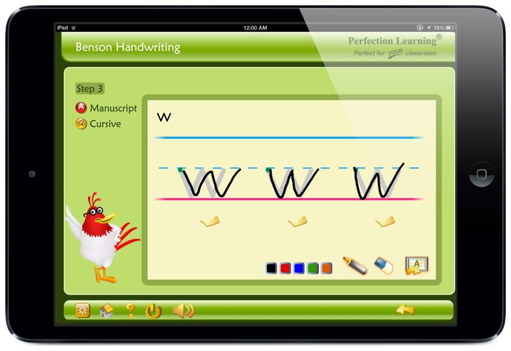 App #46: Benson Handwriting Program [Promo Codes Available!] (2/2)
