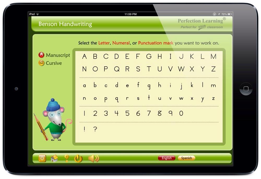 App #46: Benson Handwriting Program [Promo Codes Available!] (1/2)