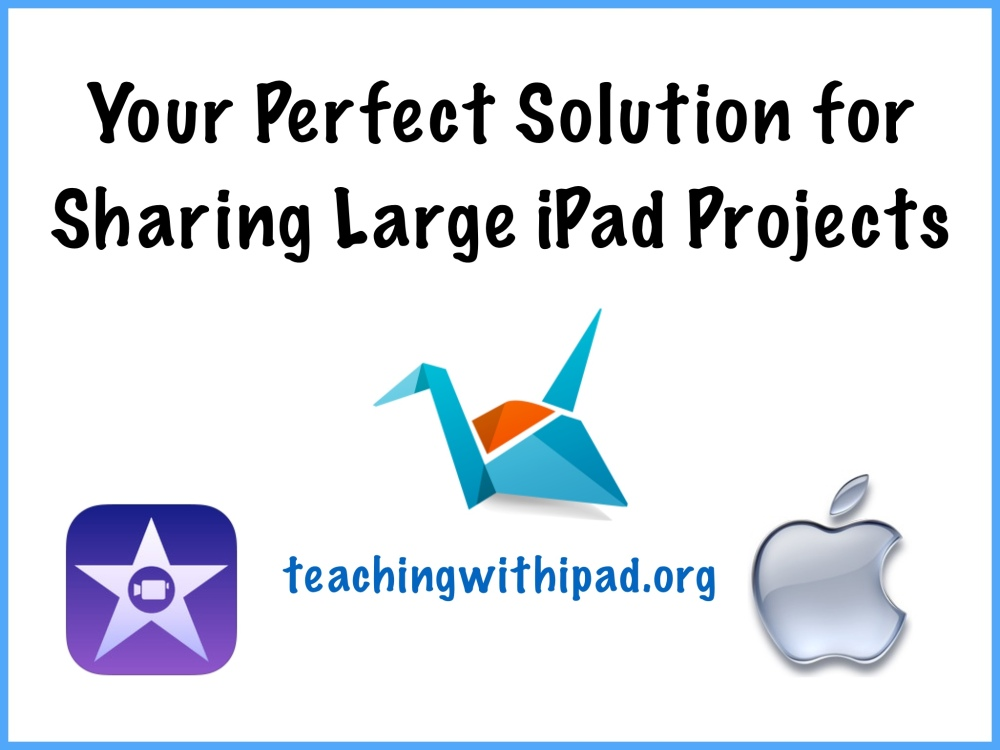 Your Perfect Solution For Sharing Student iPad Projects (1/6)