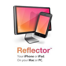 how to use reflector with ipad